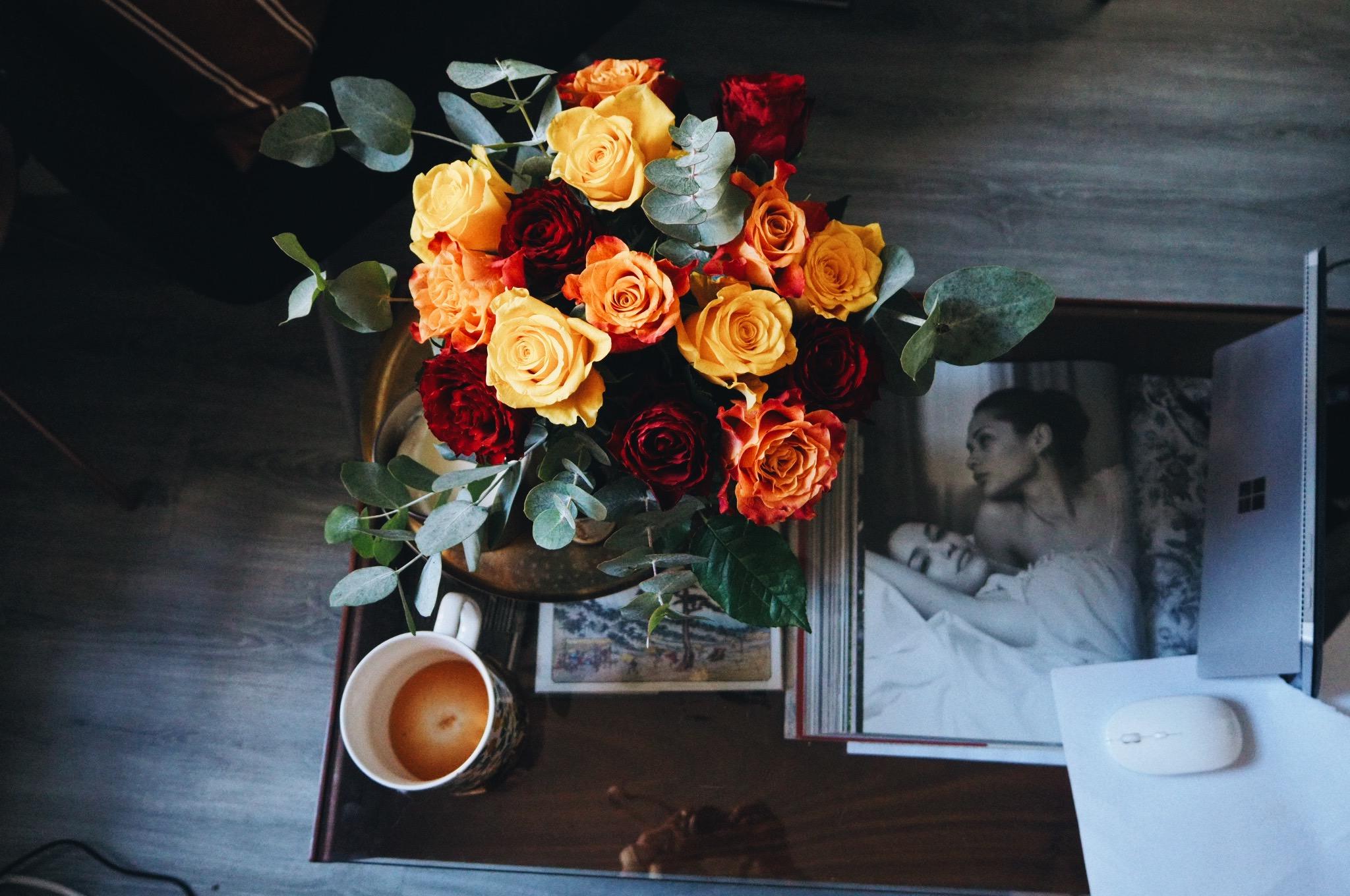 acheter des fleurs, spleen, autumn decor, fleurs automnales